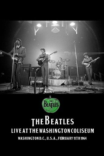 The Beatles. Live At The Washington Coliseum, 1964 (2010)