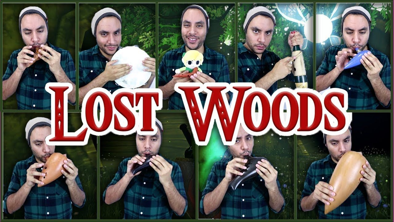 Lost Woods - A Link to the Past/Ocarina of Time Medle