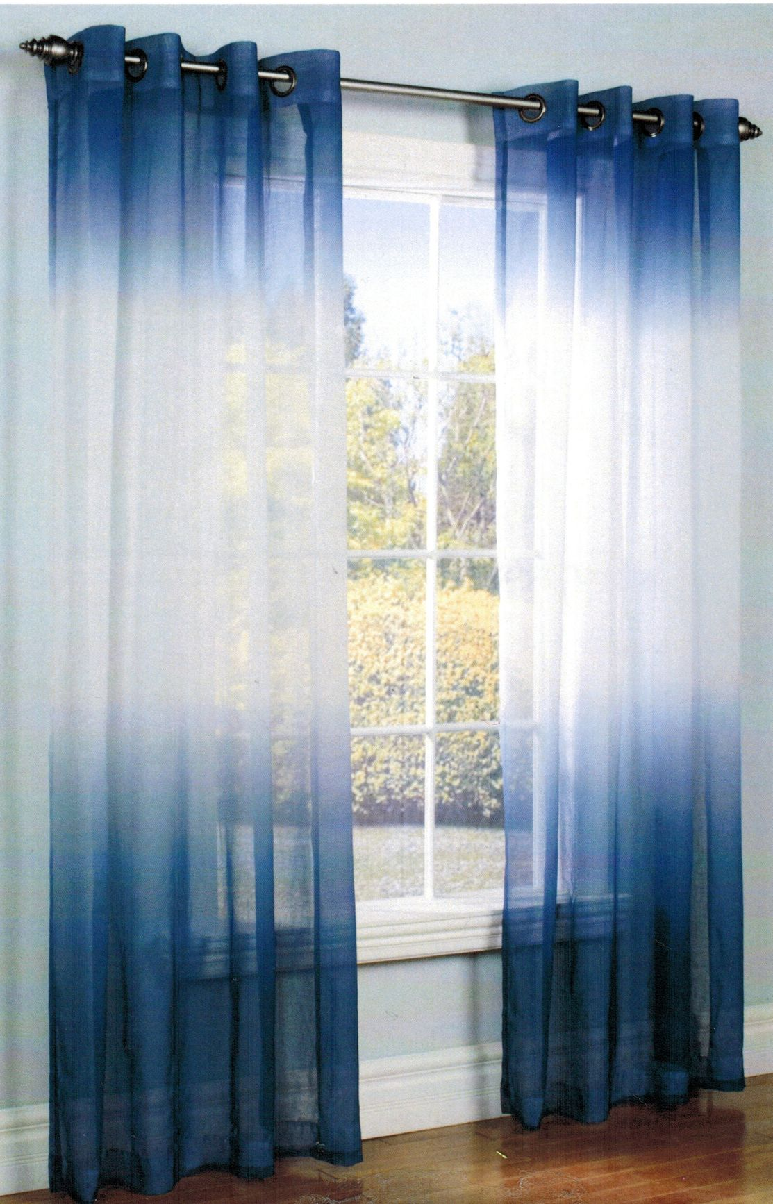 20 Hottest Curtain Designs For 2019 Ombre Curtains Curtains