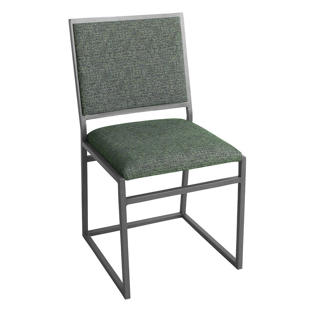 homepop metal chair products metal dining chairs metal chairs rh pinterest ca
