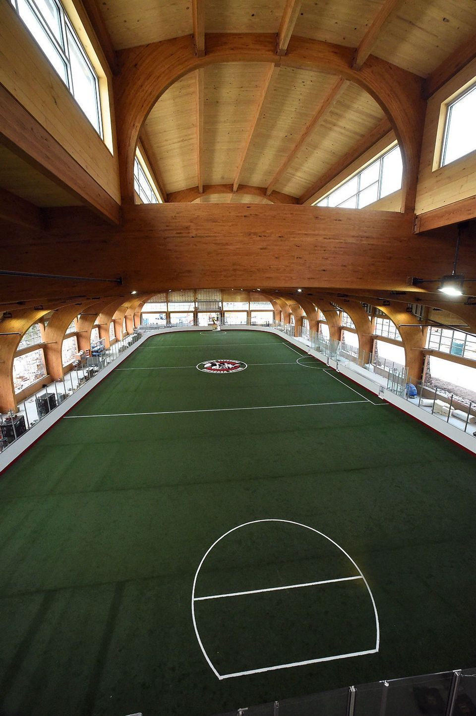 Onondaga Nation builds $6.5M arena in record time for lacrosse championship | syracuse.com