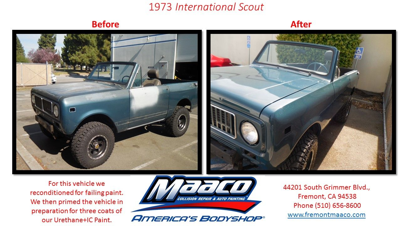1973 International Scout (With images) International
