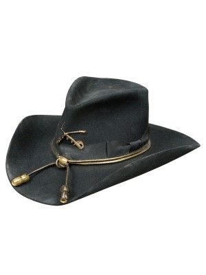 Charlie 1 Horse Cavalry with Insignia - (5X) Wool Felt Cowboy Hat 30cafaa58ec5