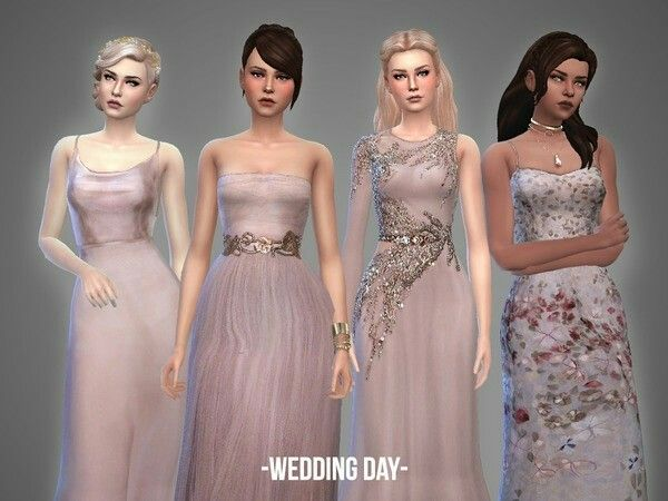 Pin by Renae Todd on Sims 4 | Sims 4 dresses, Sims 4, Sims 4