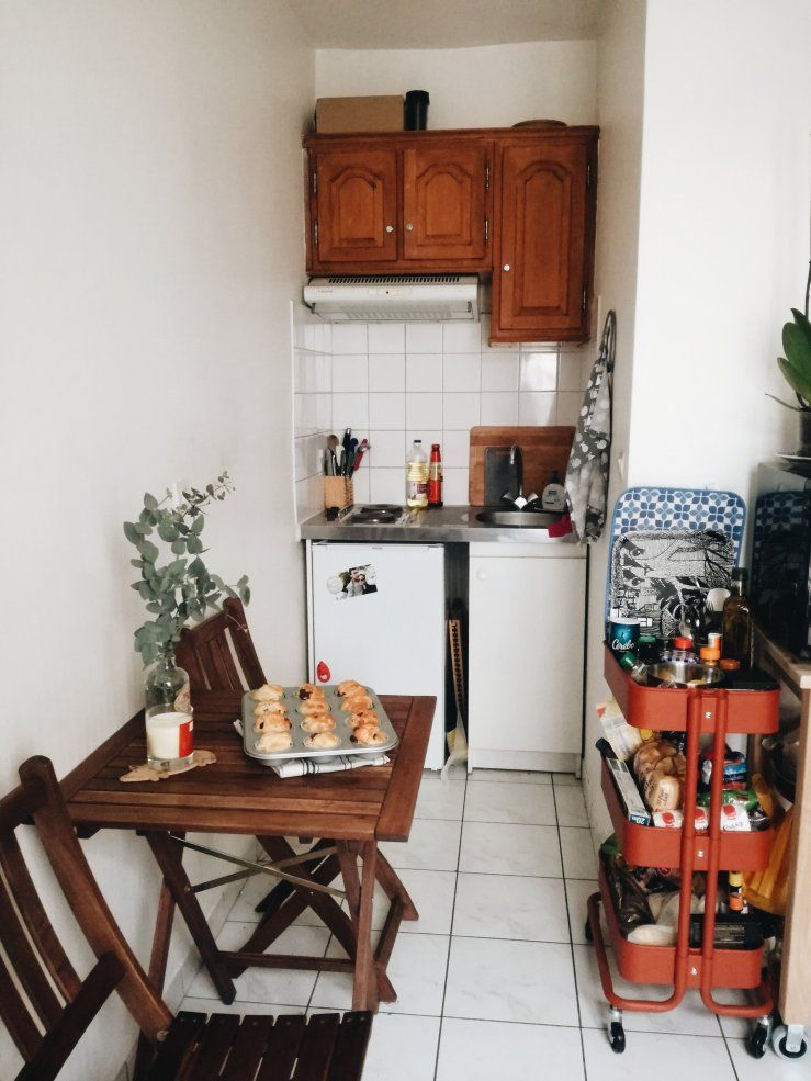 my tiny paris apartment and tips for surviving life in a small space rh pinterest com