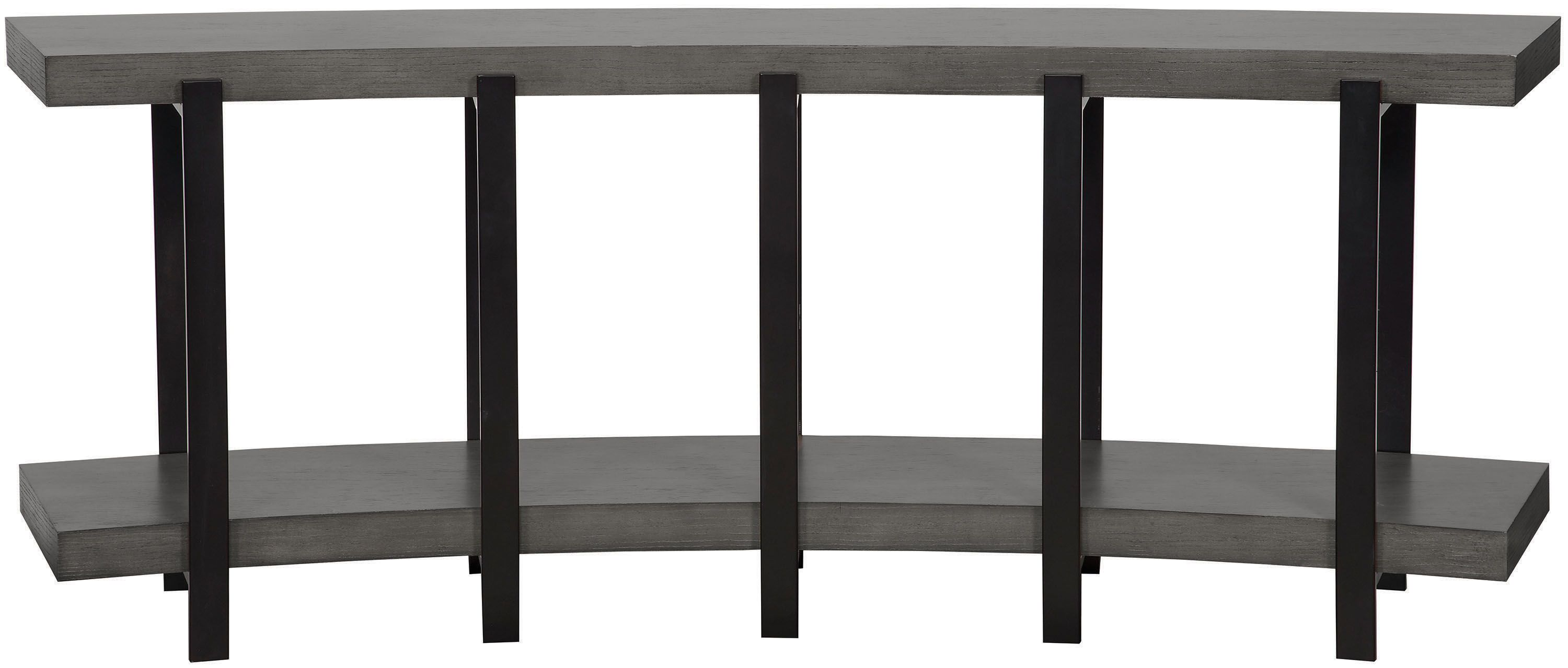 Kentwood Curved Console W207rs Vanguard Furniture Furniture Kentwood