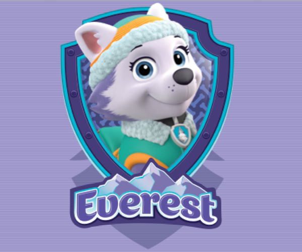 everest paw patrol | Paw Patrol, Everest colouring pages