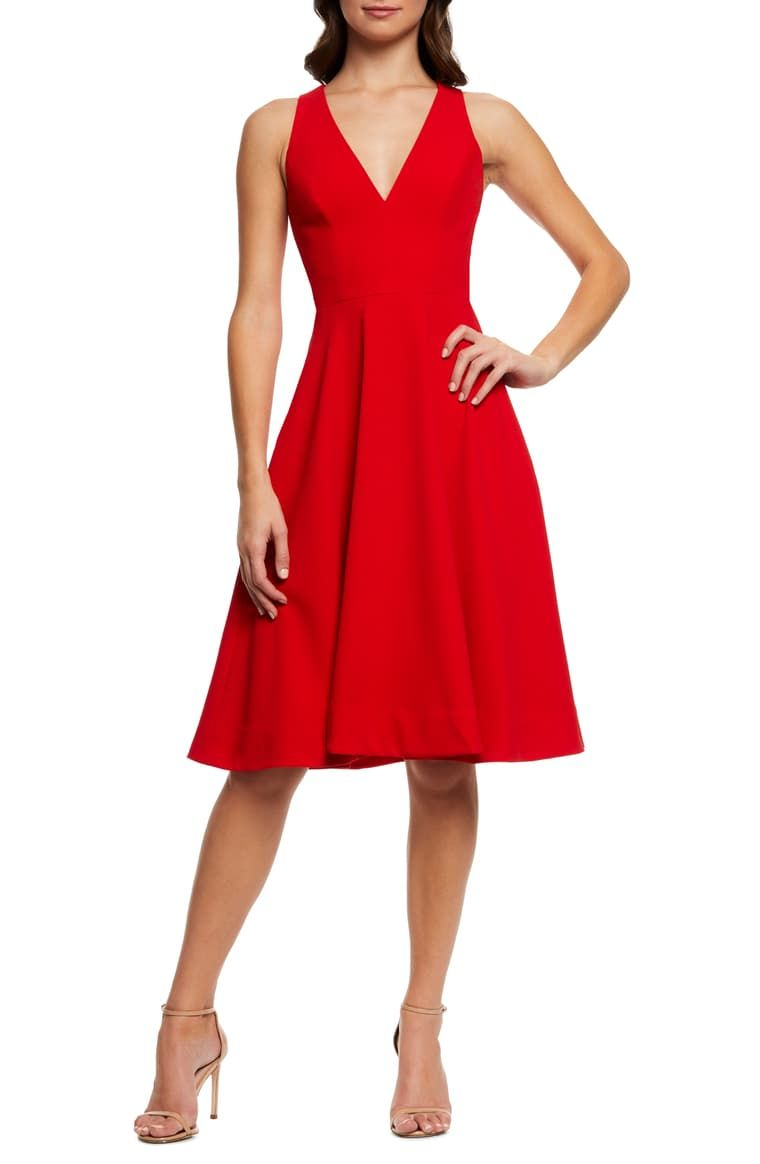 43+ Fit and flare cocktail dress information