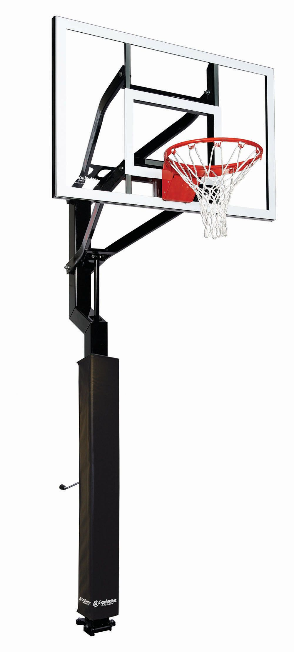Designed With The Growing Family In Mind The All Star Will Look Great In Your Driveway Matching The Strength And Basketball Systems Basketball Net Basketball