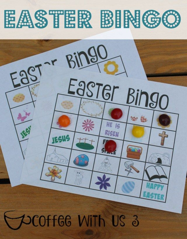 Free Printable Easter Cards! Your kids will love playing this over - free printable religious easter cards