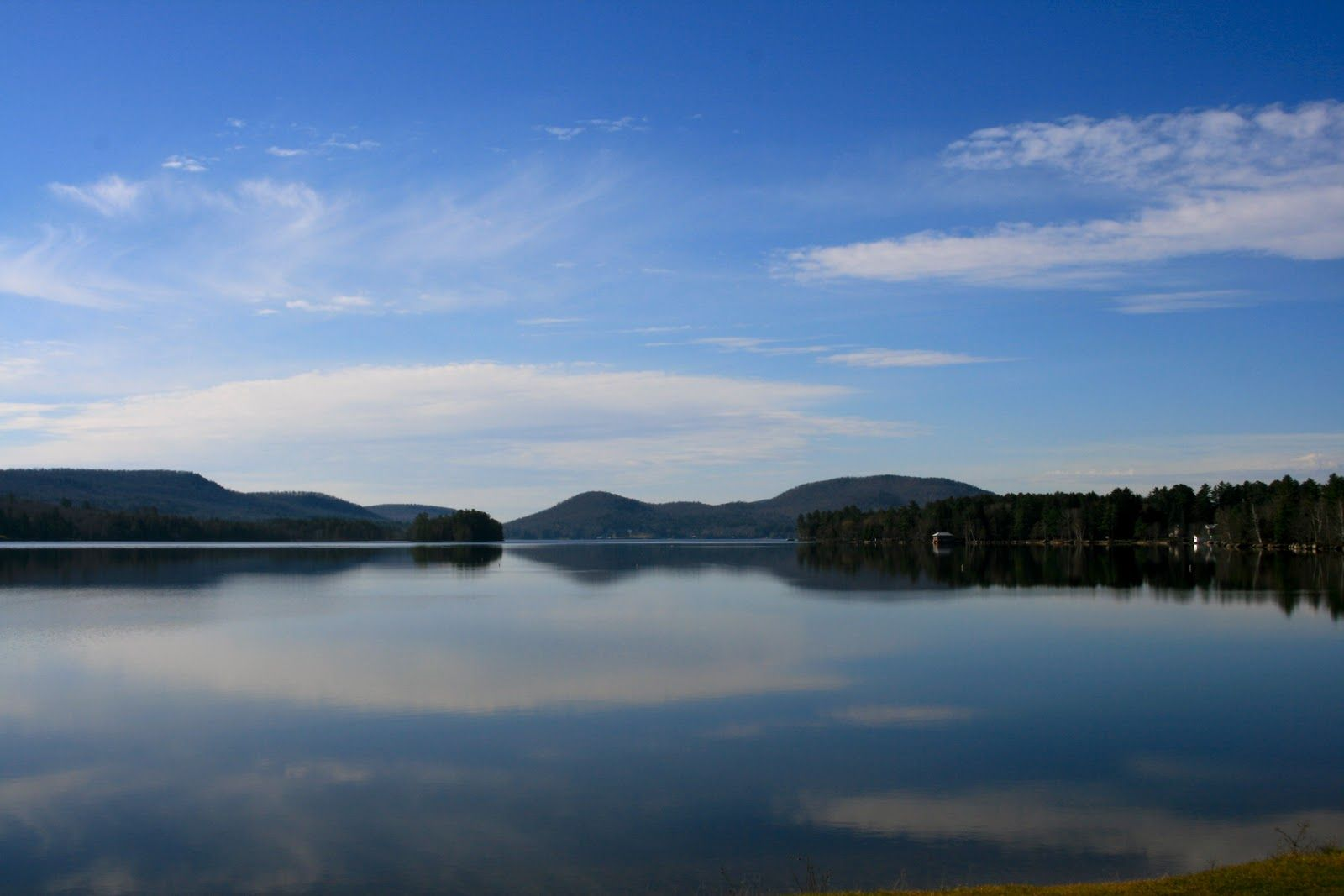 The Great Sacandaga Lake, Upstate New York // Could Spend