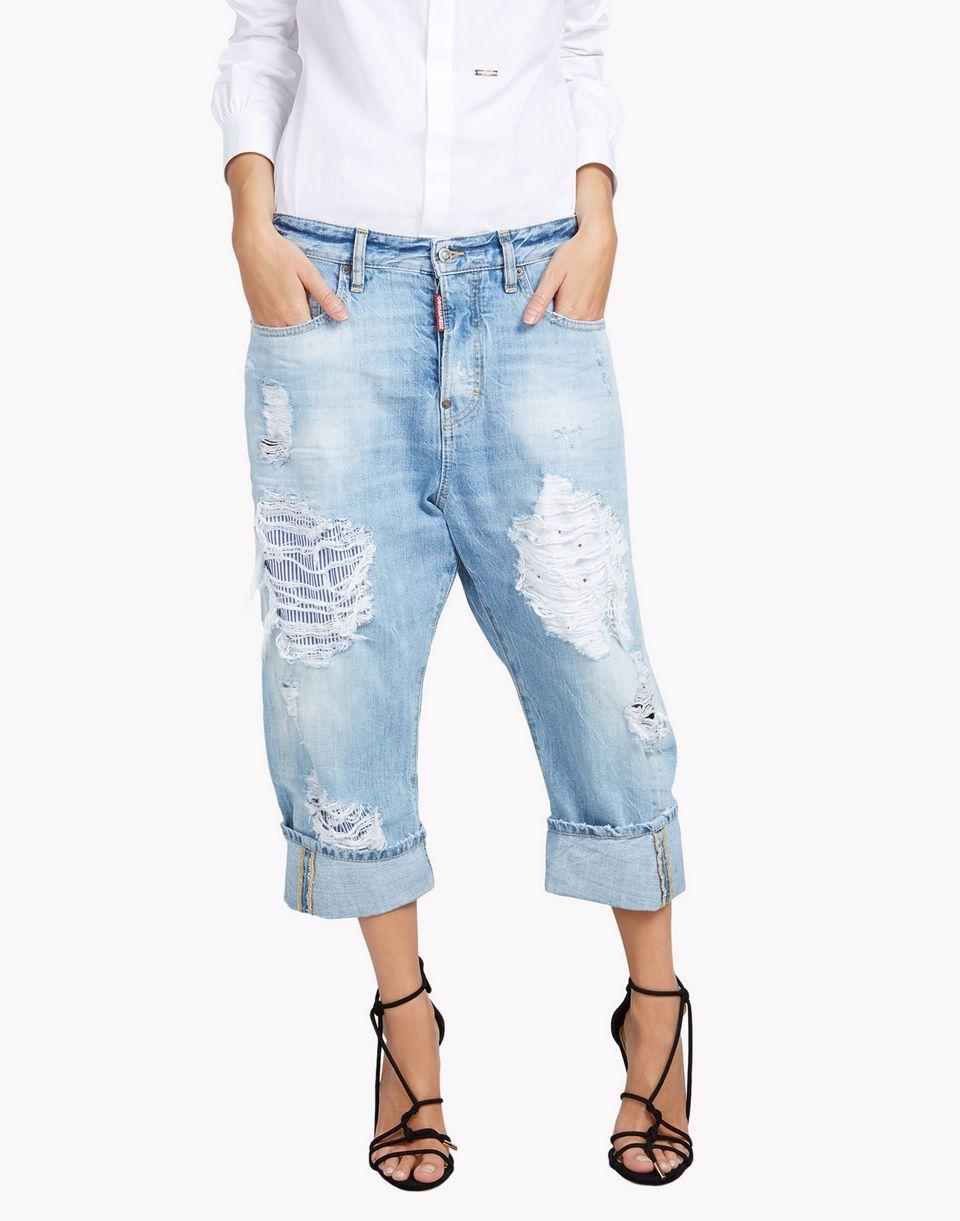 208f4867fbe kawaii jeans moda vaquera Mujer Dsquared2