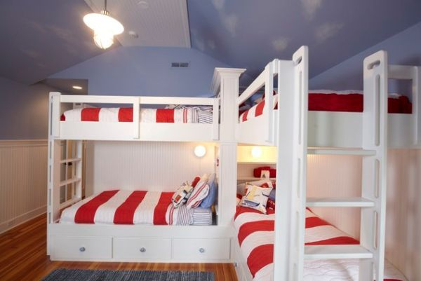 Top 5 Children S Beds Your Child Will Never Miss Bedtime Again Bunk Beds Built In Corner Bunk Beds Bunk Bed Plans