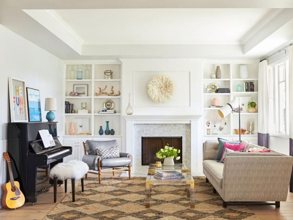 Interiors Home Decorating Inspiration From a Bright