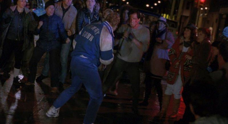 Rocky Rocky Tommy Vs Ita 5 Gunn
