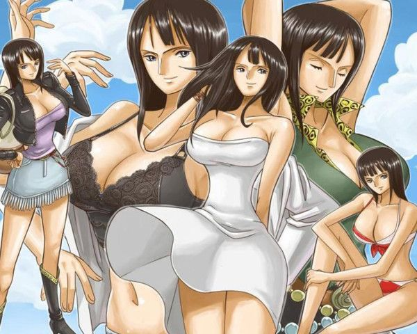 Nico Robin My favorite Character in One piece  One Piece