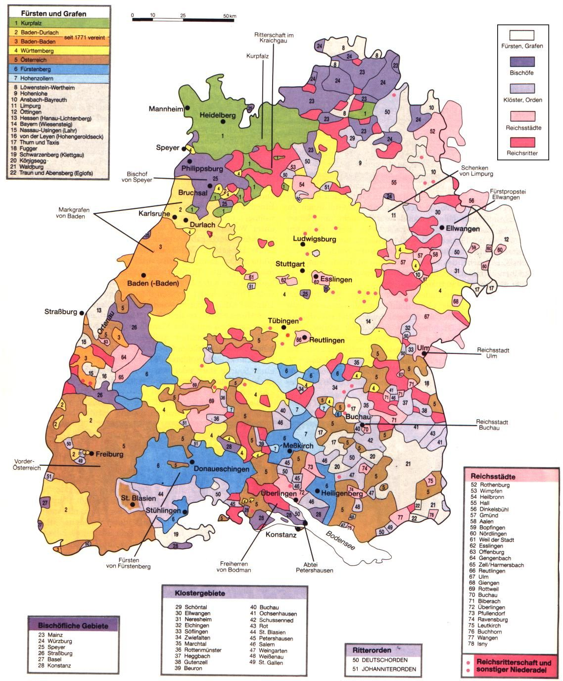 Map Of South Germany.Map South West Germany Maps Historical Maps Cartography Map