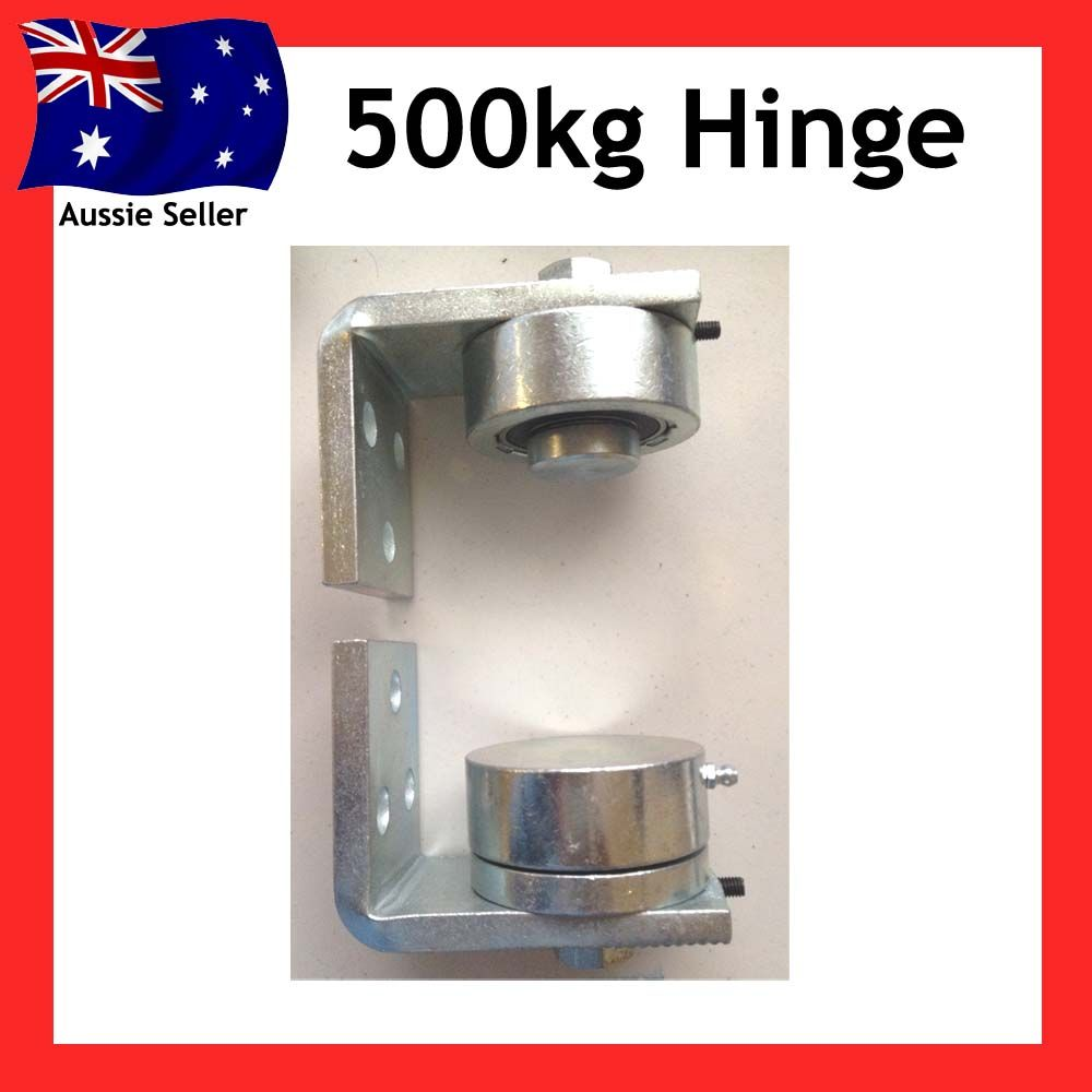 Ball Bearing Gate Hinge Heavy Duty 500kg Swing Gates