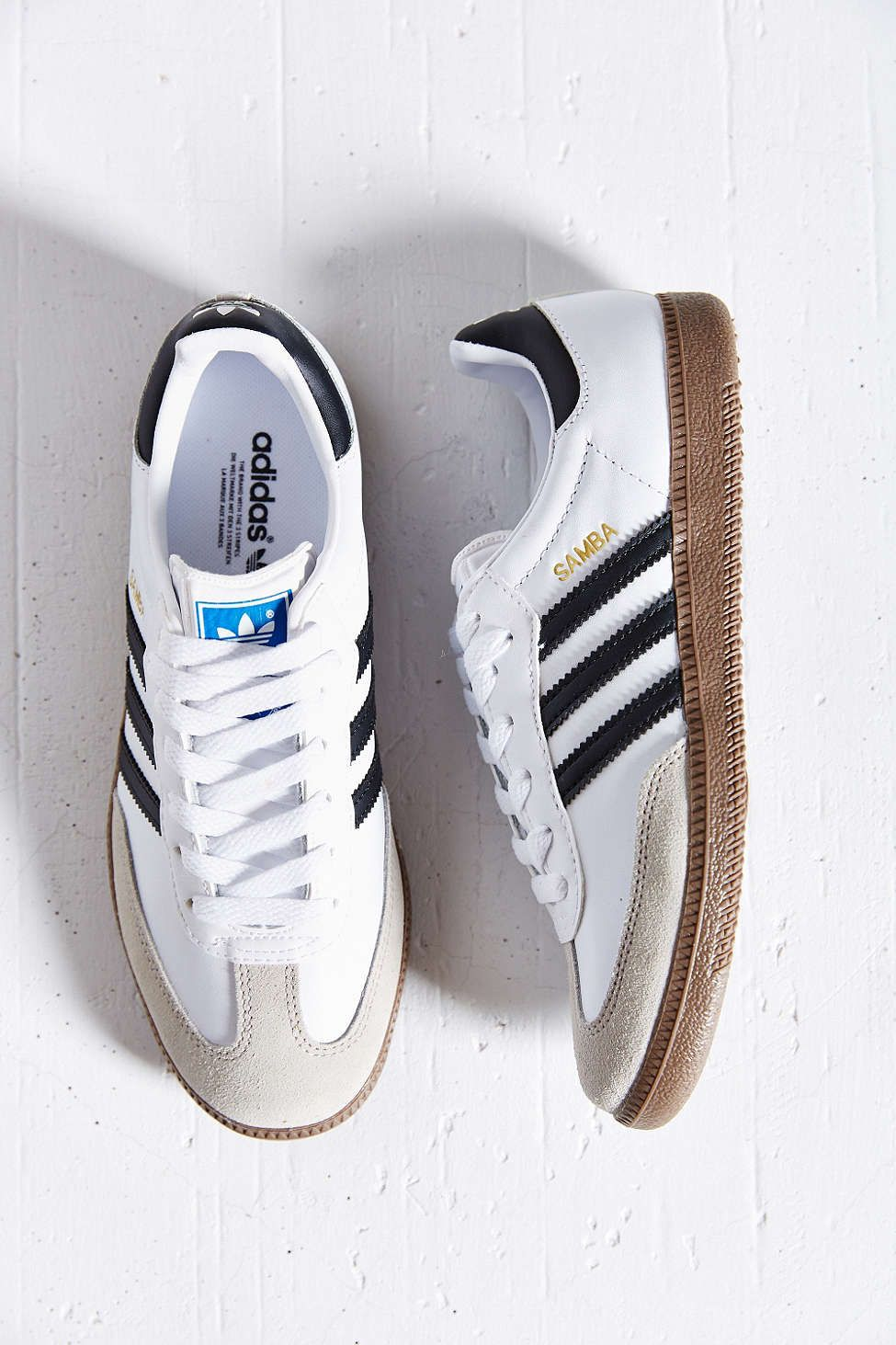 adidas Originals Samba Sneaker | Adidas shoes women, Adidas ...