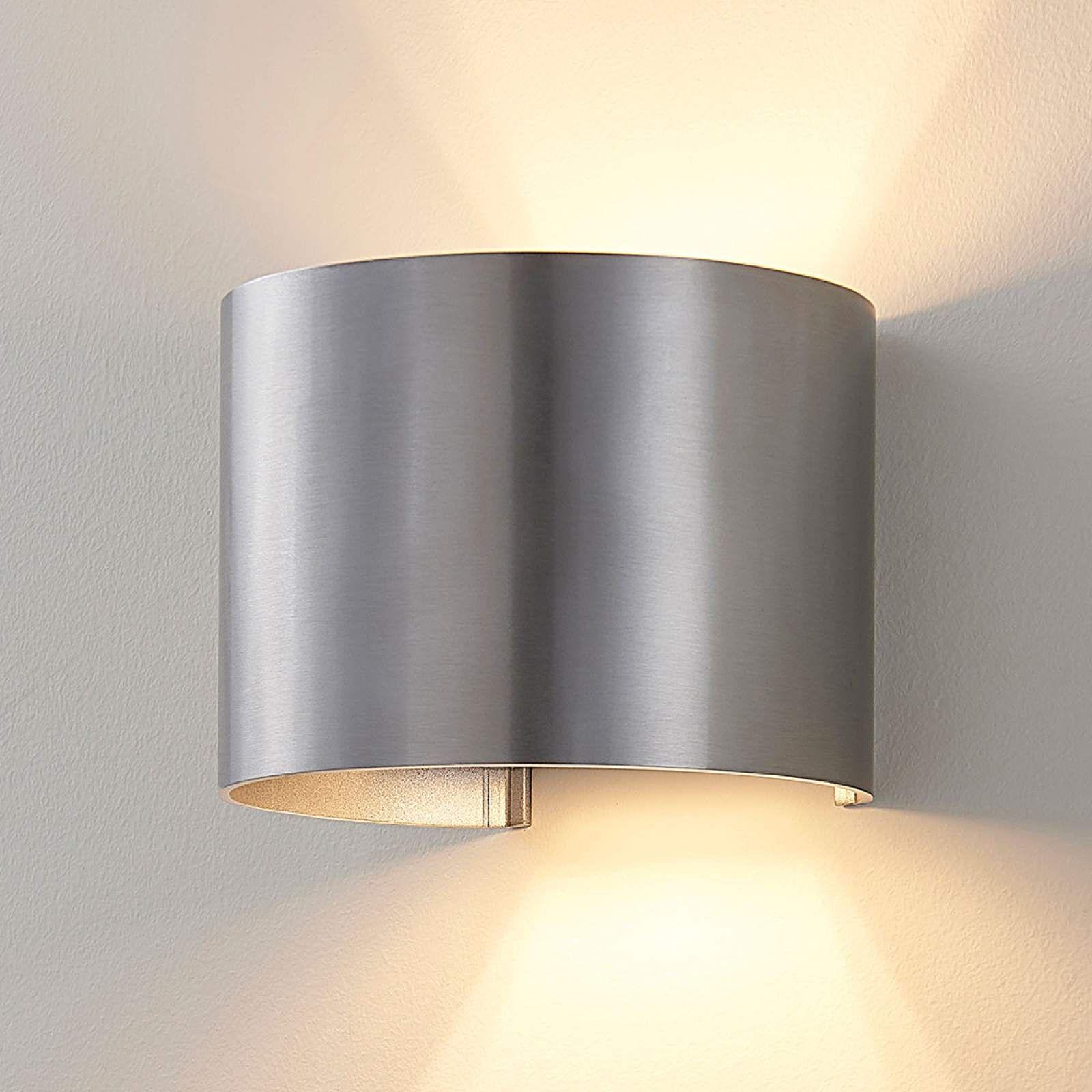 Moderne Wandleuchte Von Arcchio Grau In 2019 Led Lampe Led Wandlampen Und Led Leuchtmittel