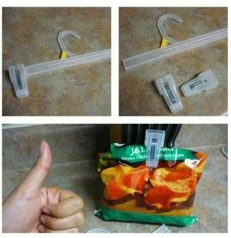 don't throw away hangers, recycle them