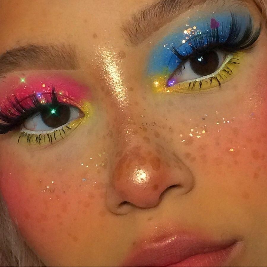 Dsummer makeup