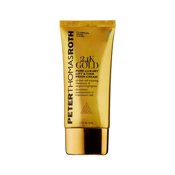 Peter Thomas Roth 24K Gold Pure Luxury Lift & Firm Prism #instasummer #ad