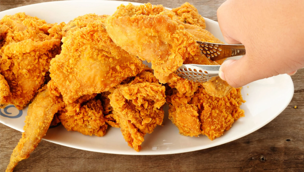 This Is Not Your Grandma S Fried Chicken It S Better Good Fried Chicken Fried Chicken Fried Chicken Recipes