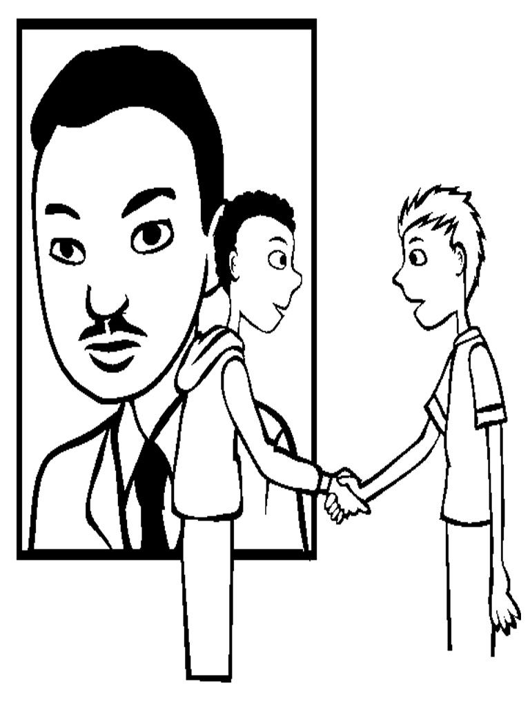 printable martin luther king jr in spanish - Google Search ...