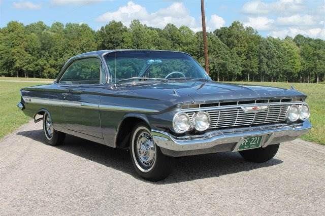 1961 Chevrolet Impala Bubble Chevrolet Impala Impala Chevrolet