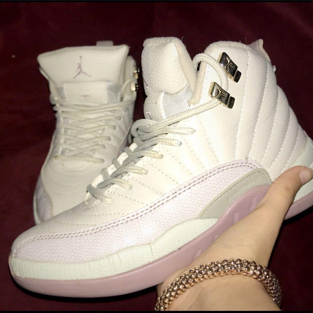 the latest bb9be 8d8cd Jordan Shoes | Jordan 12 Retro Heiress Plum Fog | Color ...