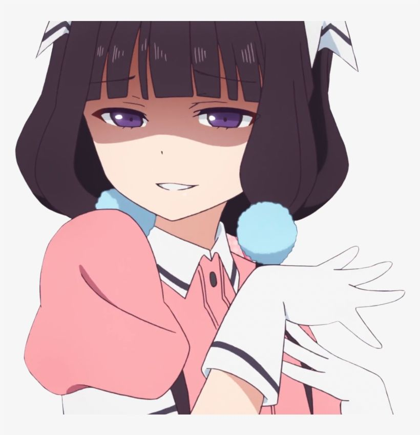 Download Maikasmug Discord Emoji Blend S Maika Smug Png Image For Free Search More High Quality Free Transparent Png Images On Pngk Ride Or Die Anime Riding