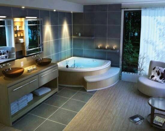 A Woman S Dream Bathroom Bathroom Design Luxury Beautiful