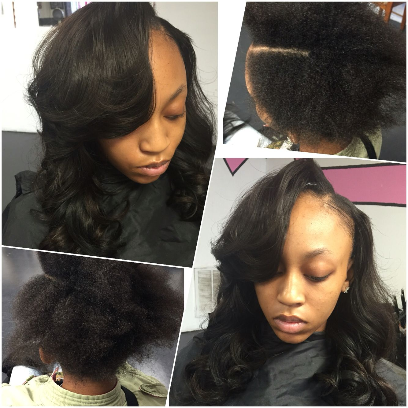 Sew in with Peruvian Body Wave