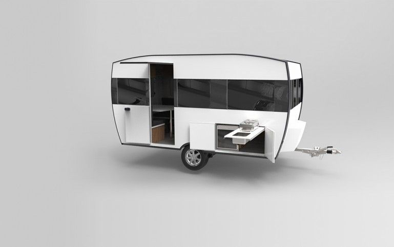 Vega Küchenbedarf ~ Travelinou2014lightweight camper of the future debuts at motorhome