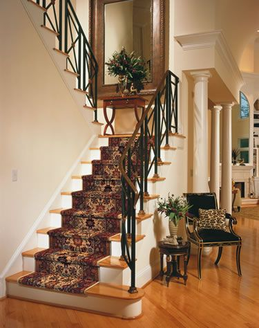 Carpet Stair Runner Home Images | Runner_stairs Lawson Brothers Floor Co.