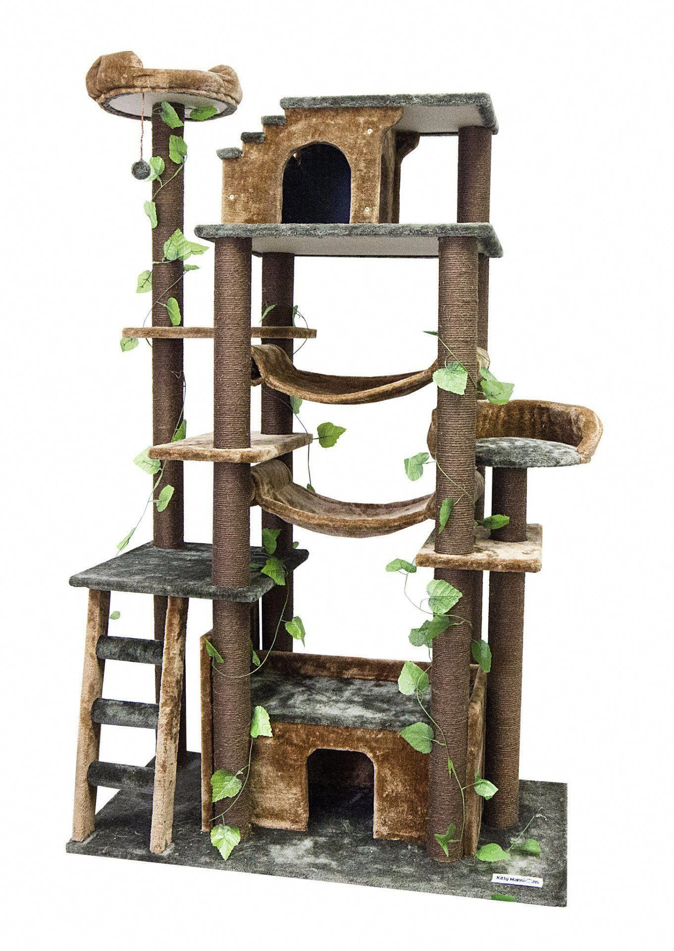 Amazon (With images) Cat tree, Large cat tree, Cat furniture