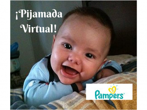 Fiesta virtual con Pampers en BabyCenter  ¡Gana Premios! | Blog de BabyCenter #Pampers