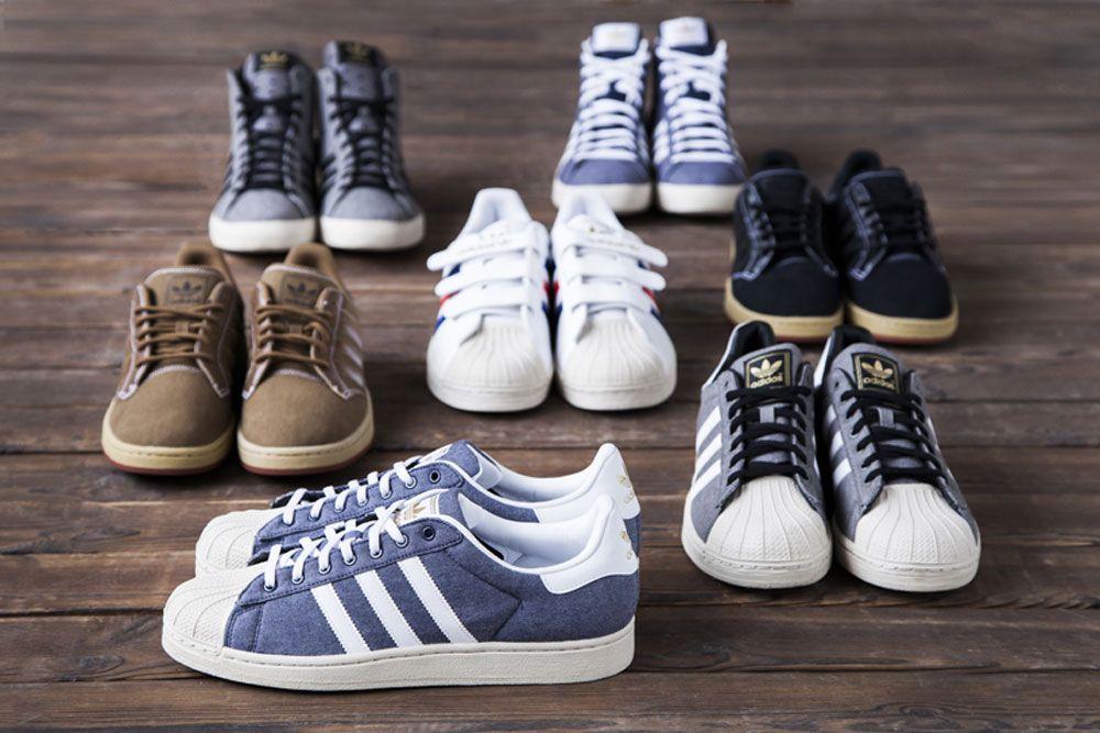 adidas Originals 2013SS Denim Pack 15