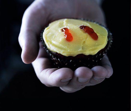 Vampire cakes Recipe Cake, Recipes and Fake blood - asda halloween decorations