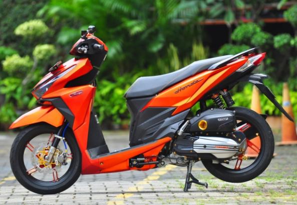 Modifikasi Honda Vario 150 Esp Simple Desain Honda Vario 150