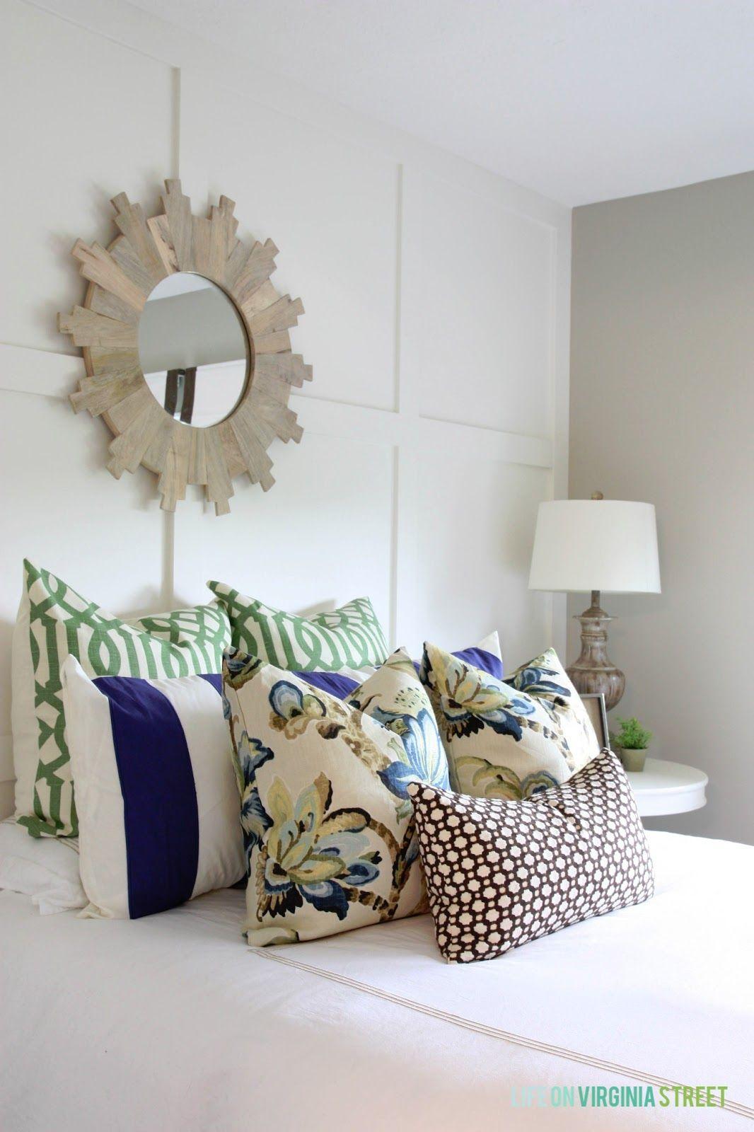 dream master bedroom%0A Queen Guest Bedroom Reveal  Life On Virginia Street