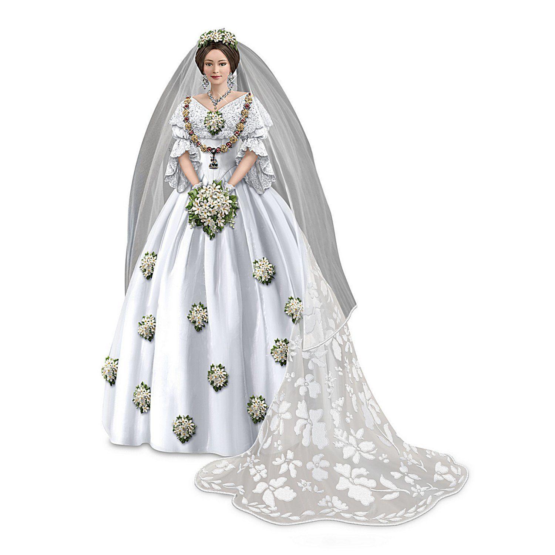 Figurine: The Royal Wedding Of Queen Victoria