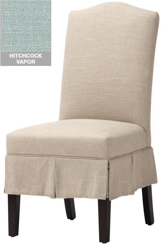 Custom Christian Parsons Chair Fabric Dining Room Chairs High