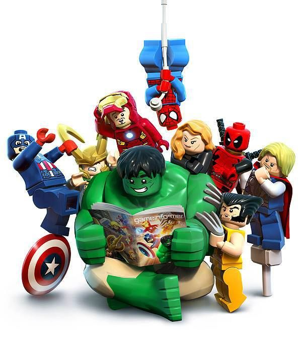 Gamescom new lego marvel super heroes story trailer lego lego lego marvel super heroes voltagebd Gallery