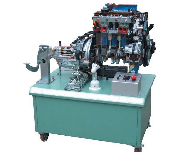 Jetta Engine Anatomy Demo Set(with transmission DLQC–FDJ031