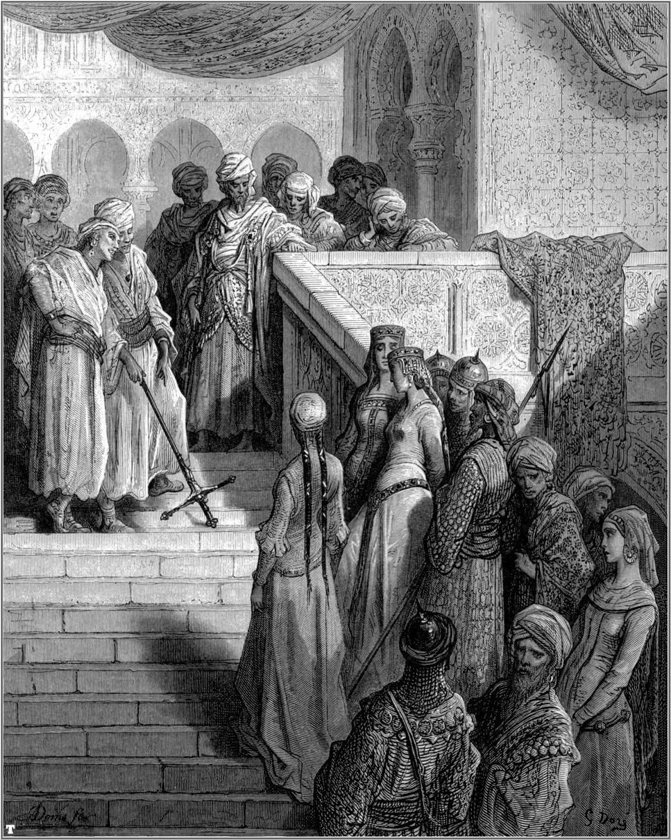 gustave_dore_crusades_the_captives