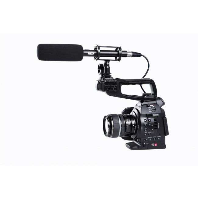Micrófono Profesional Boya BY-PVM1000 | Compras_Video dsrl