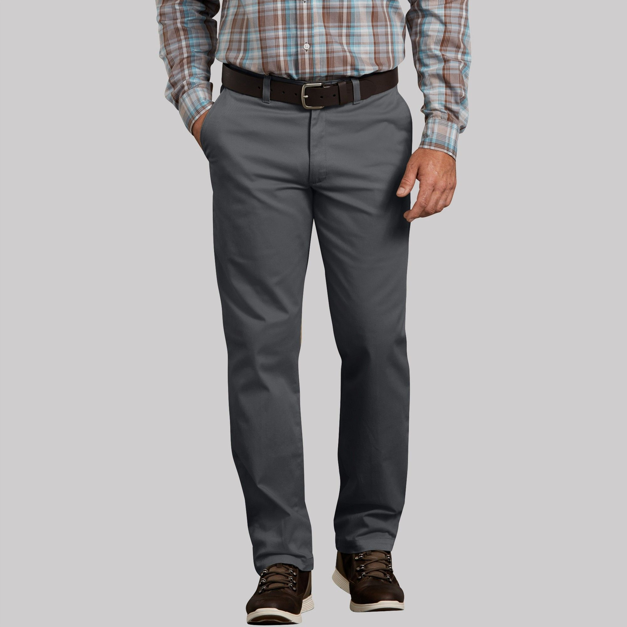 9b906754d65c Dickies Men's Taper Chino Pants - Gray 34x32 in 2019 | Products ...
