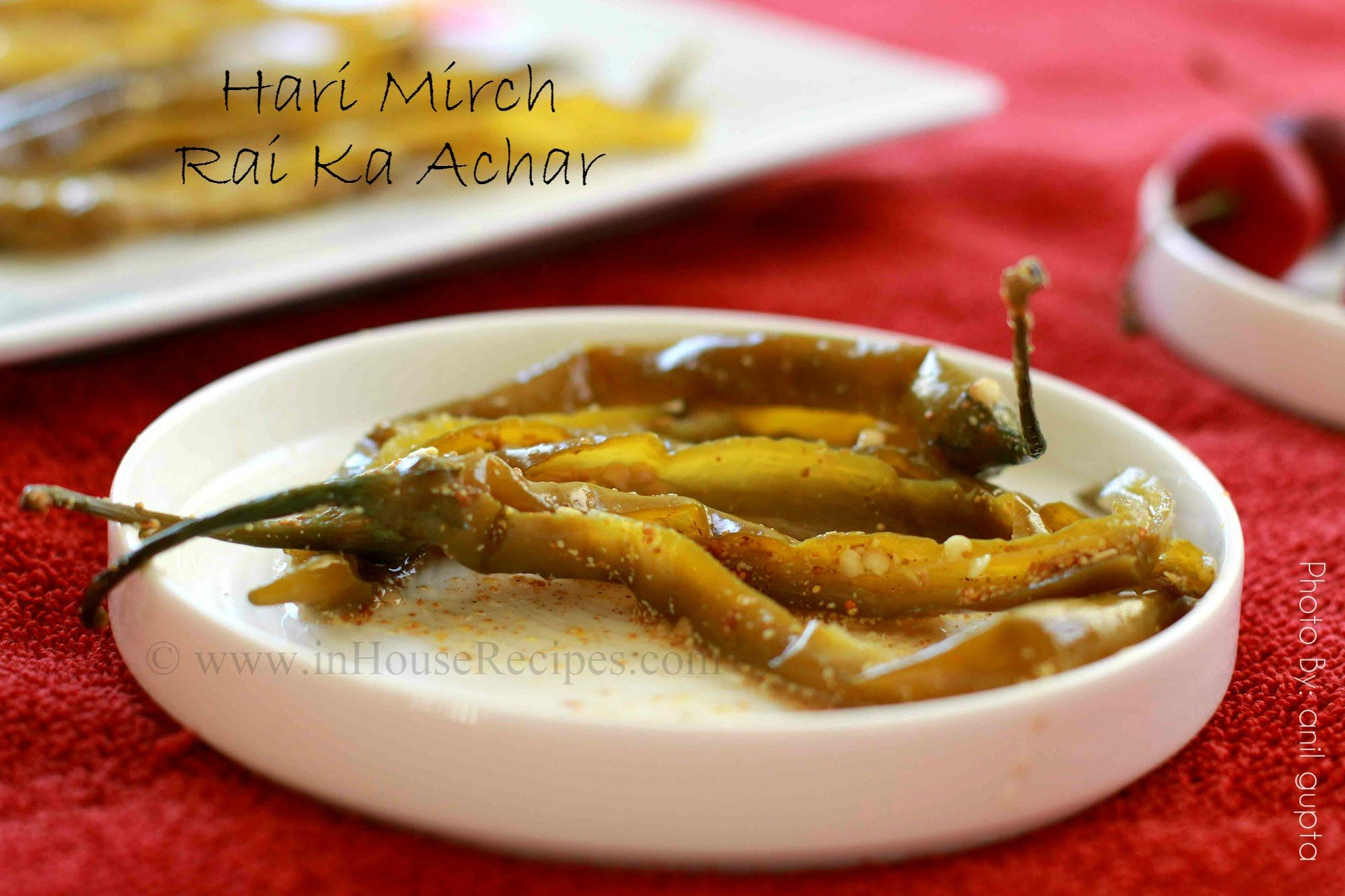 Hari mirch rai achar recipe video in hindi pickles chutneys hari mirch rai achar recipe video in hindi forumfinder Gallery